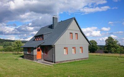 Stavba roubenky – 2. část   Projekt