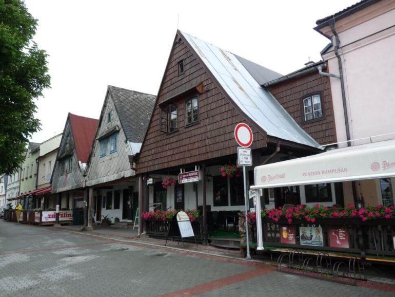 náměstí Rokytnice v Orlických horách