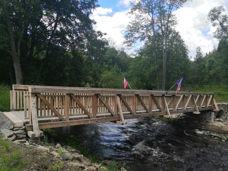 Jánský most Neratov