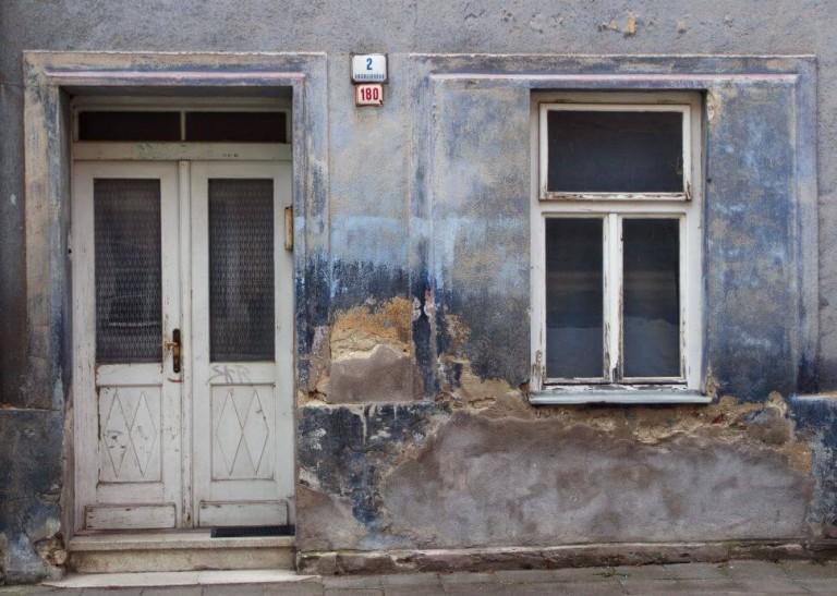 vady rodinných domů